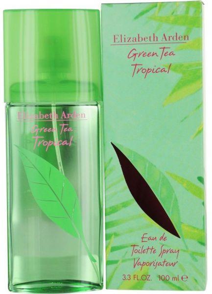 GREEN TEA TROPICAL (100ml)