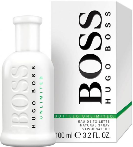BOSS # 6 UNLIMITED (100ml)