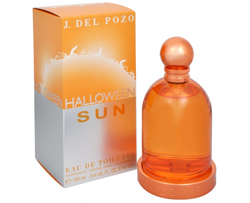 HALLOWEEN SUN (100ml)