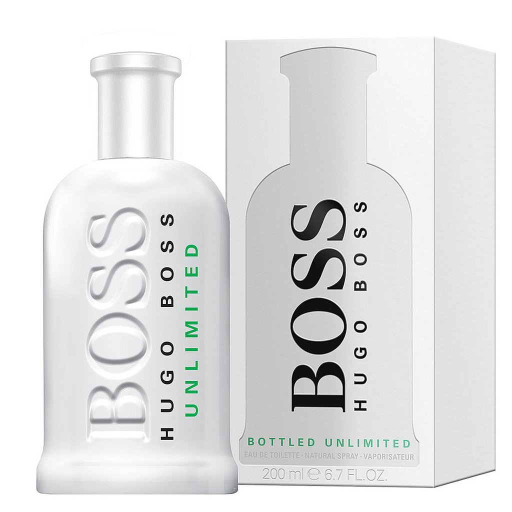 BOSS # 6 UNLIMITED (200ml)
