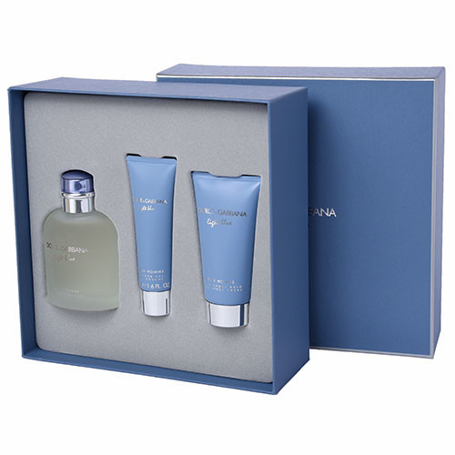LIGHT BLUE MEN 3PC (125ml)