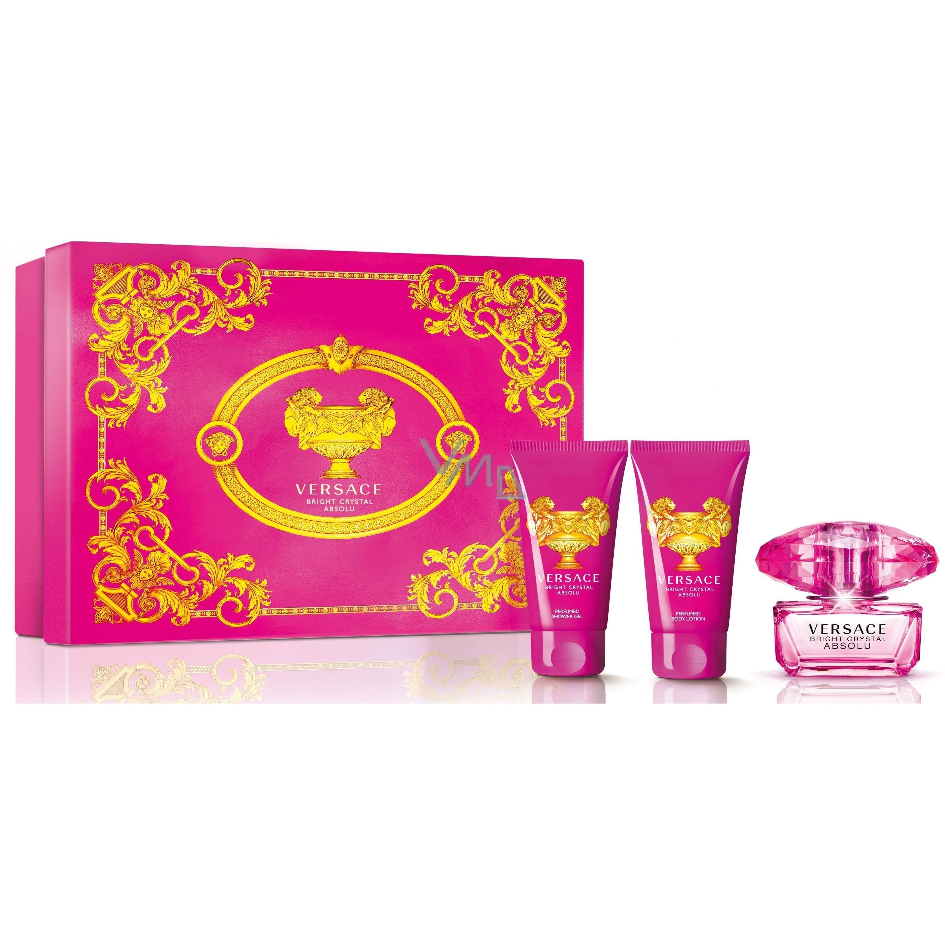 CRYSTAL ABSOLU 3PC (50ml)
