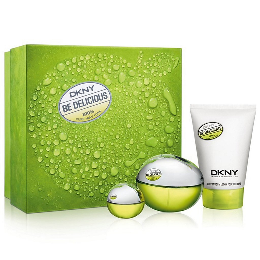 DKNY WOMEN 3PC (100ml)