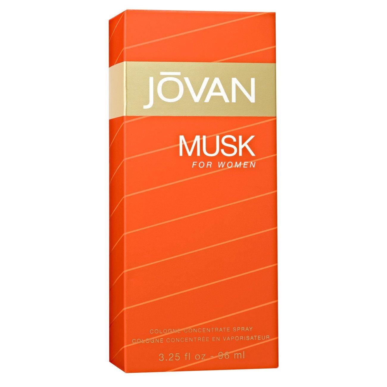 JOVAN MUSK BLACK 96ml EDT