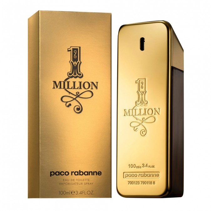 ONE MILLION A/S 100ml