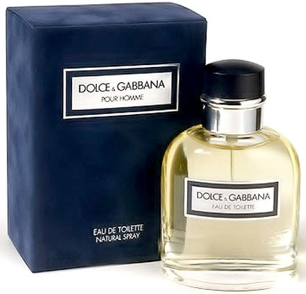 D&G 75ml EDT