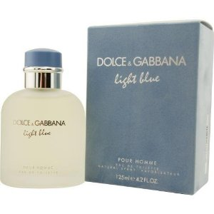 LIGHT BLUE MEN 125ml EDT