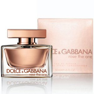 D&G THE ONE ROSE 50ml EDP