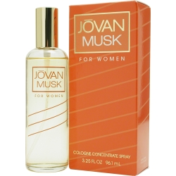 JOVAN MUSK BLACK 96ml EDT