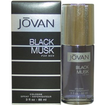 JOVAN MUSK BLACK (88ml)