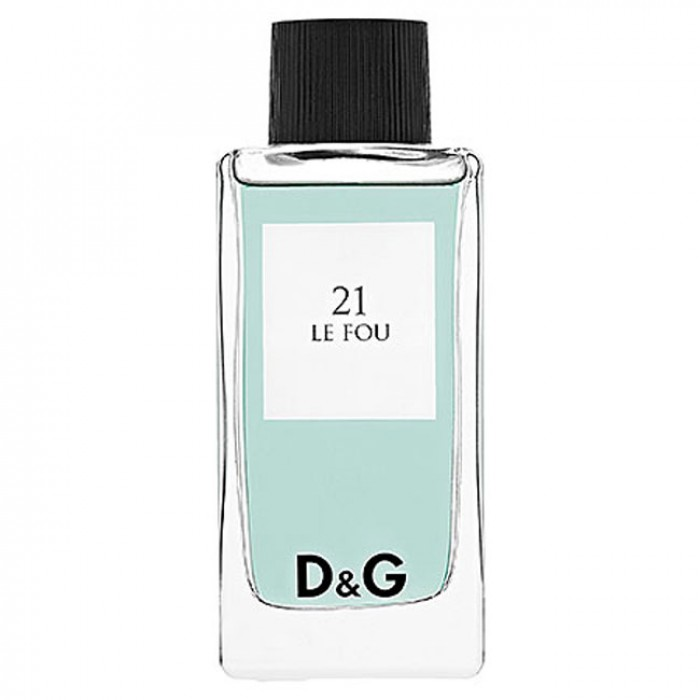 D&G #21 LE FOU 100ml EDT