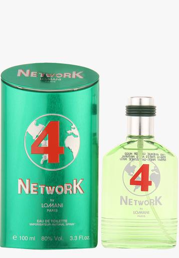 LOMANI NETWORK 4 (100ml)