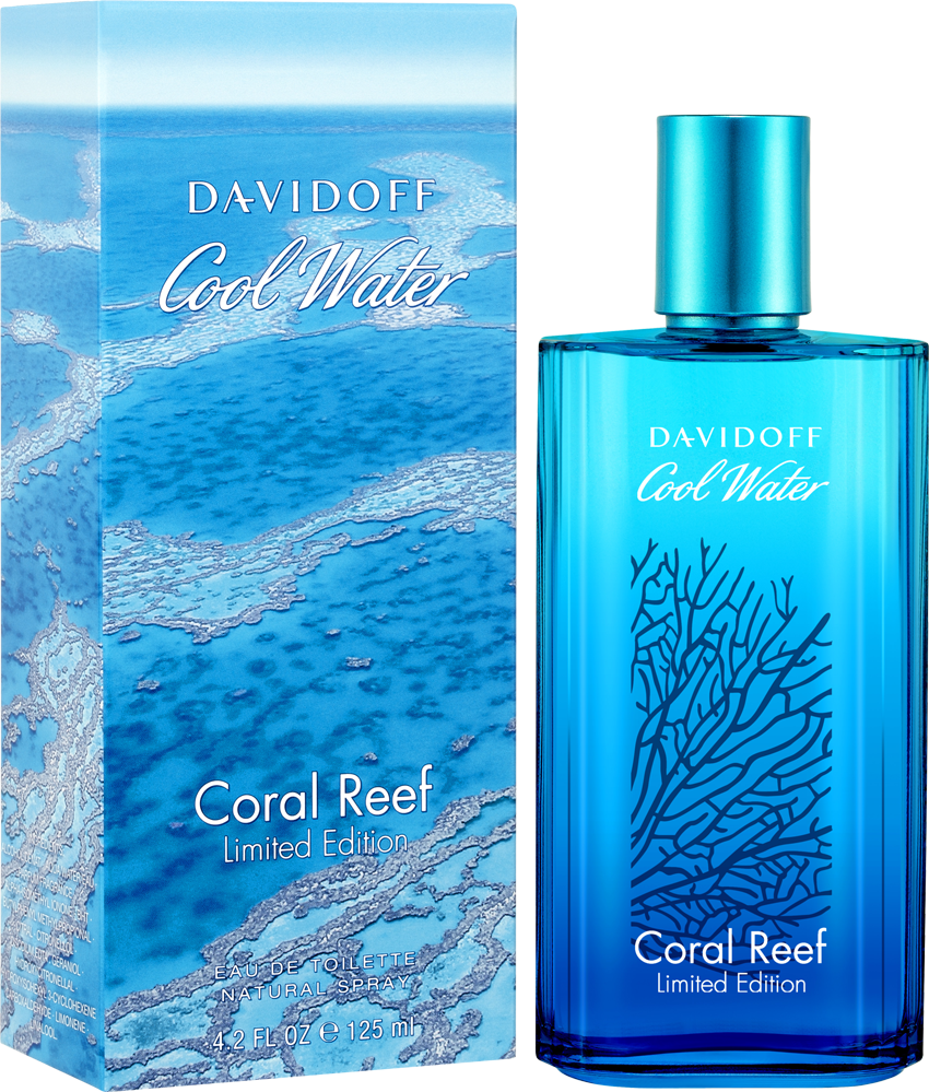 COOLWATER CRL REEF 125ml EDT