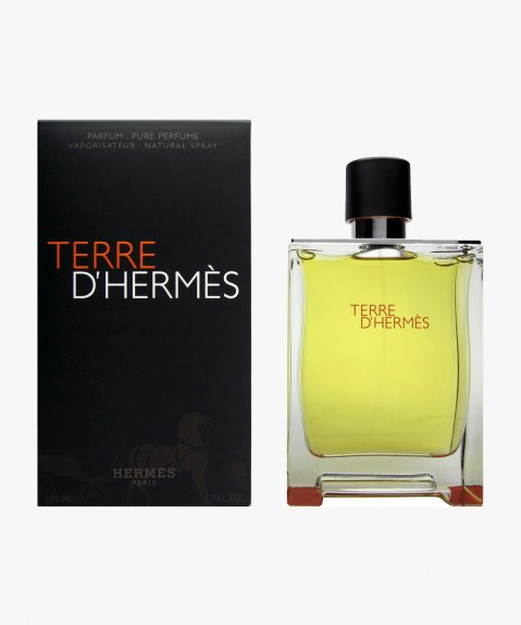 TERRE D'HERMES 200ml EDP