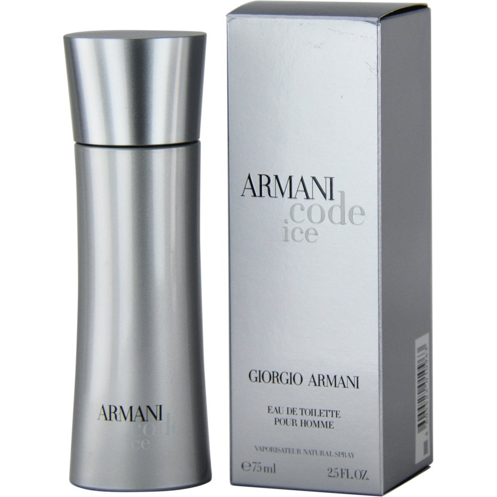 ARMANI CODE ICE 75ml EDT