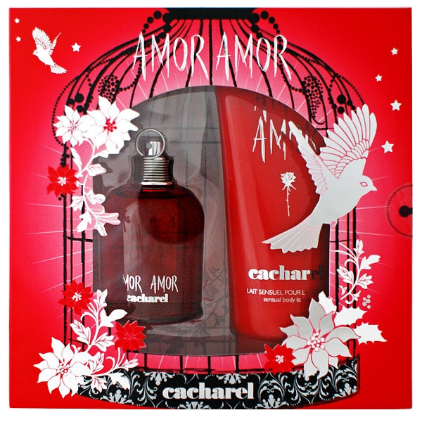 AMOR AMOR 2PC 100ml EDT