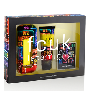FCUK LATE NIGT 3PC (100ml)
