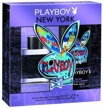 NEW YORK 2PC 50ml EDT
