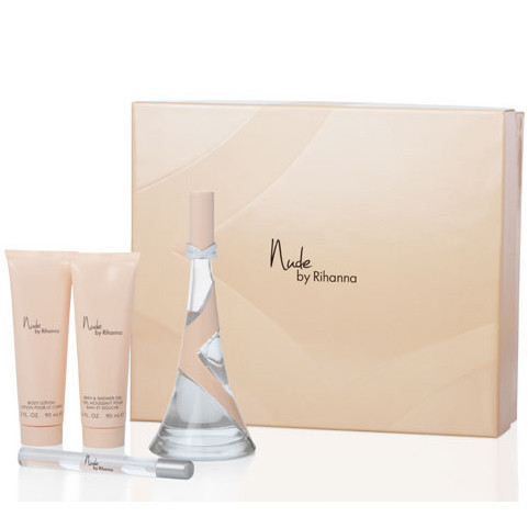 NUDE BY RIHANA 4PC 100ml EDP