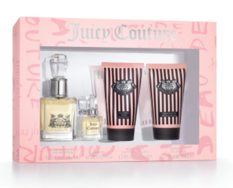 JUICY COUTURE 4PC (30ml)