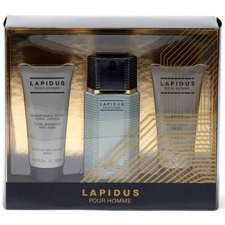 LAPIDUS 3PC 100ml EDT