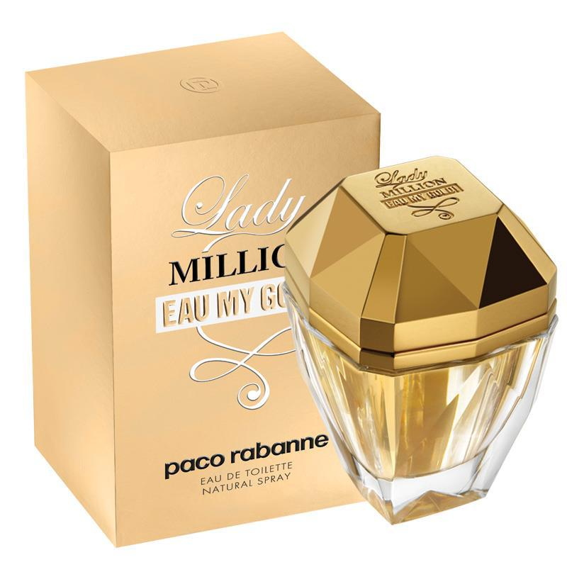 EAU MY GOLD MILLION 80ml EDT